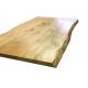 Character Oak Live edge top (Satin lacquer)